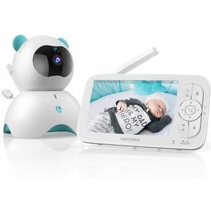 NWOT HeimVision HM 136 video baby monitor